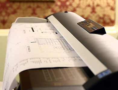 Scanner de planos